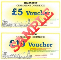 Thornbury Gift Vouchers