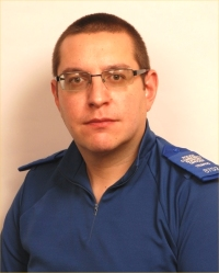 PCSO Tony Blackmore