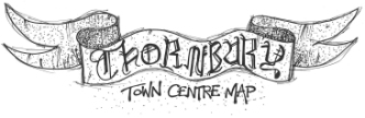 Thornbury Town Centre Map