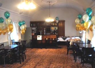 The Swan Thornbury - function room