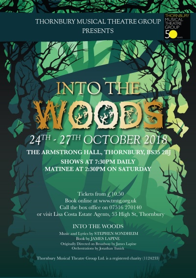 Into The Woods competition