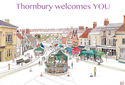 Thornbury Welcomes