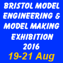 Bristol Model Engineering and Model Making Exhibition 2016