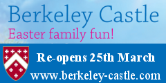 Berkeley Castle ...where history is a home