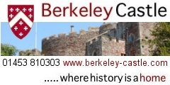 Berkeley Castle ...where history is a home.