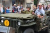 U.S. Military Vehicles join the parade