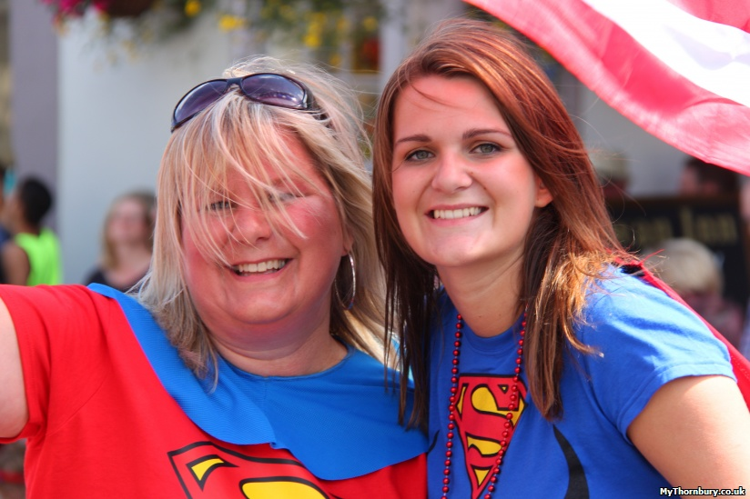 Thornbury's Superwomen!