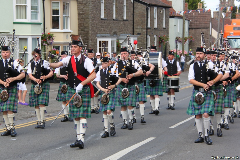 City of Bristol Pipes and Drums