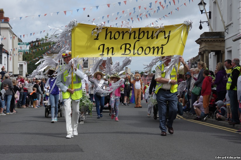Thornbury in Bloom