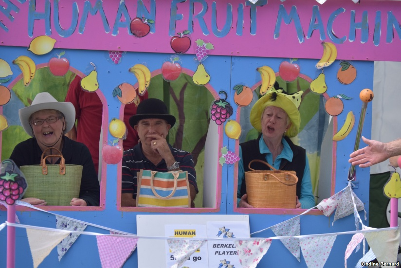 The Human Fruit Machine