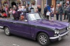 Purple reigns in Thornbury...