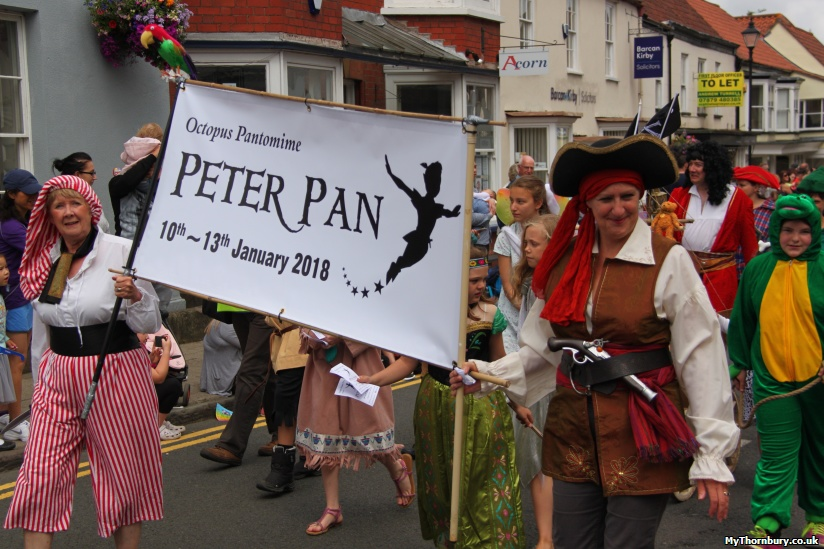Octopus presents Peter Pan