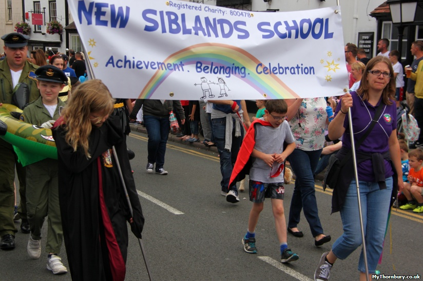New Siblands School