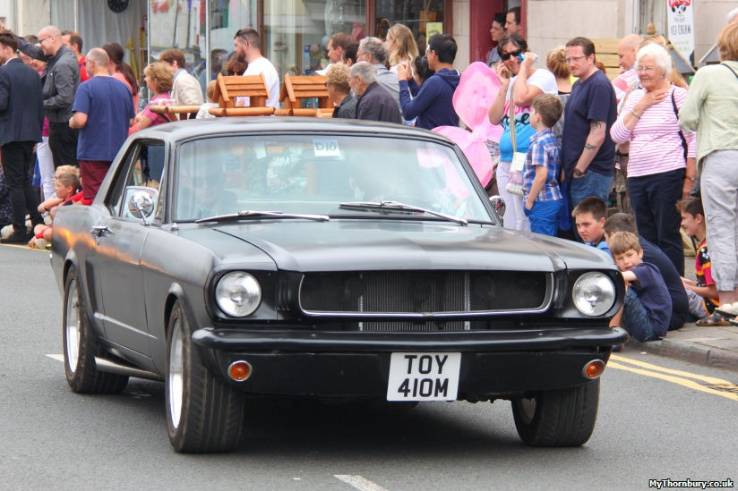 Thornbury Carnival Parade