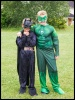 Batman and the Green Lantern