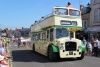 Brassed Up open-top bus