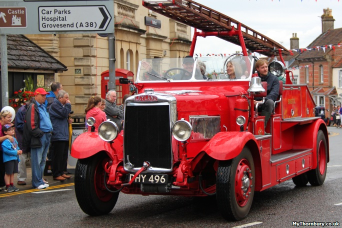 Thornbury Carnival Parade 2014